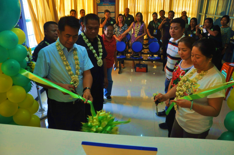 OIC ARD Ribbon Cutting